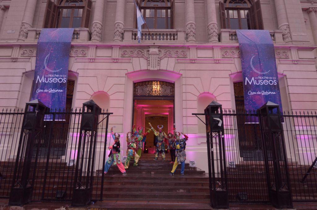 Noche de los Museos en Casa de Gobierno