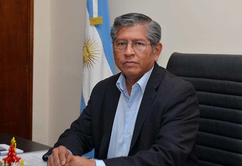 Secretario de Integración Regional, Carlos Toconás.